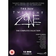 Produktbilde for The New Twilight Zone - The Complete Collection (UK-import) (DVD)