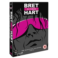 "Produktbilde for WWE - Bret ""Hitman"" Hart: The Dungeon Collection (UK-import) (DVD)"