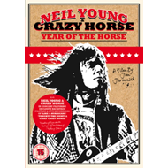 Produktbilde for Neil Young & Crazy Horse - Year Of The Horse (UK-import) (DVD)