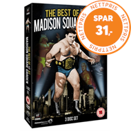 Produktbilde for WWE - The Best Of WWE At Madison Square Garden (UK-import) (DVD)