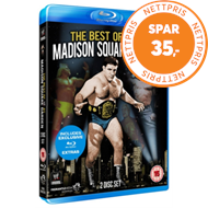 Produktbilde for WWE - The Best Of WWE At Madison Square Garden (UK-import) (BLU-RAY)