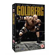 Produktbilde for WWE: Goldberg - The Ultimate Collection (UK-import) (DVD)