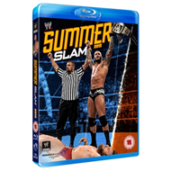 Produktbilde for WWE - Summerslam 2013 (UK-import) (BLU-RAY)