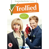 Produktbilde for Trollied - Sesong 3 (UK-import) (DVD)