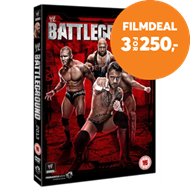 Produktbilde for WWE - Battleground 2013 (UK-import) (DVD)