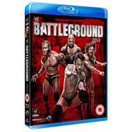 Produktbilde for WWE - Battleground 2013 (UK-import) (BLU-RAY)