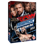 Produktbilde for WWE: The Best Of RAW And SmackDown 2013 (UK-import) (DVD)