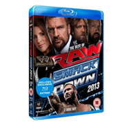 Produktbilde for WWE: The Best Of RAW And SmackDown 2013 (UK-import) (BLU-RAY)