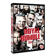 Produktbilde for WWE: Royal Rumble 2014 (UK-import) (DVD)