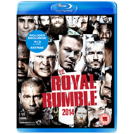 Produktbilde for WWE: Royal Rumble 2014 (UK-import) (BLU-RAY)