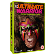 Produktbilde for WWE: Ultimate Warrior - The Ultimate Collection (UK-import) (DVD)