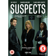 Produktbilde for Suspects - Sesong 1 (UK-import) (DVD)