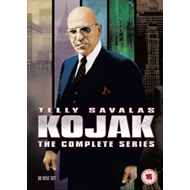 Produktbilde for Kojak - The Complete Series (UK-import) (DVD)
