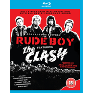 Produktbilde for The Clash - Rude Boy: Collector's Edition (UK-import) (BLU-RAY)