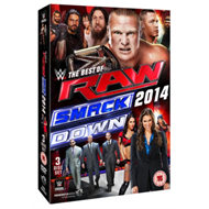 Produktbilde for WWE: The Best Of Raw & Smackdown 2014 (UK-import) (DVD)
