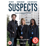 Produktbilde for Suspects - Sesong 2 (UK-import) (DVD)