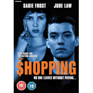 Produktbilde for Shopping (UK-import) (DVD)