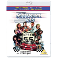 Produktbilde for The Cannonball Run (UK-import) (Blu-ray + DVD)