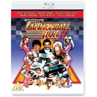 Produktbilde for The Cannonball Run II (UK-import) (Blu-ray + DVD)
