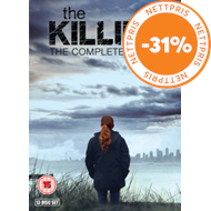 Produktbilde for The Killing - The Complete Series (UK-import) (DVD)