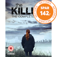 Produktbilde for The Killing - The Complete Series (UK-import) (BLU-RAY)