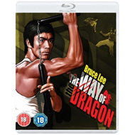 Produktbilde for The Way Of The Dragon (UK-import) (Blu-ray + DVD)
