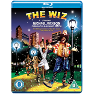 Produktbilde for The Wiz (UK-import) (BLU-RAY)