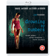 Produktbilde for Drowning By Numbers (UK-import) (Blu-ray + DVD)