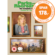 Produktbilde for Parks And Recreation - The Complete Series (UK-import) (DVD)