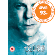 Produktbilde for Touch - The Complete Series (UK-import) (DVD)