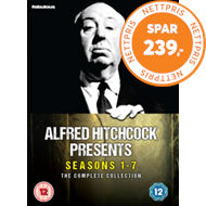 Produktbilde for Alfred Hitchcock Presents - The Complete Collection (UK-import) (DVD)