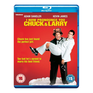 Produktbilde for I Now Pronounce You Chuck And Larry (UK-import) (BLU-RAY)