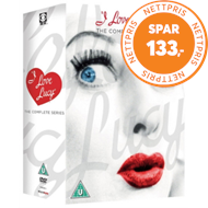 Produktbilde for I Love Lucy - The Complete Series (UK-import) (DVD)