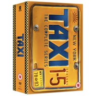 Produktbilde for Taxi - The Complete Series (UK-import) (DVD)
