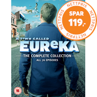 Produktbilde for A Town Called Eureka: Seasons 1-5 (UK-import) (DVD)