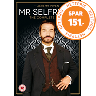 Produktbilde for Mr. Selfridge: The Complete Series (UK-import) (DVD)