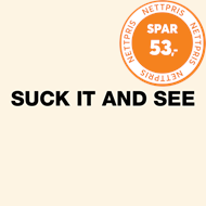 Produktbilde for Suck It And See (VINYL)