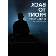 Produktbilde for Peter Gabriel - Back To Front Live In London (UK-import) (DVD)