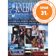 Produktbilde for Live At The Knebworth Parts One, Two & Three (UK-import) (DVD)
