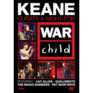 Produktbilde for Keane Curate A Night For Warchild (UK-import) (DVD)