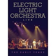 Produktbilde for Electric Light Orchestra - The Early Years (UK-import) (DVD)