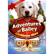 Produktbilde for The Adventures Of Bailey: The Christmas Hero (UK-import) (DVD)