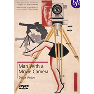 Produktbilde for Man With A Movie Camera (UK-import) (DVD)