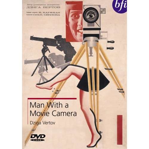 Man With A Movie Camera (UK-import) (DVD)