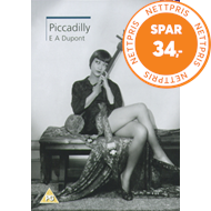 Produktbilde for Piccadilly (UK-import) (DVD)
