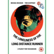 Produktbilde for The Loneliness Of The Long Distance Runner (UK-import) (DVD)
