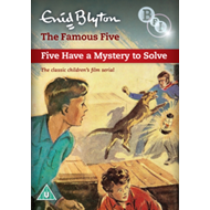Produktbilde for The Enid Blyton's The Famous Five: Five Have A Mystery To Solve (UK-import) (DVD)