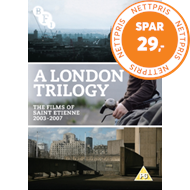 Produktbilde for A London Trilogy - The Films Of Saint Etienne 2003-2007 (UK-import) (DVD)