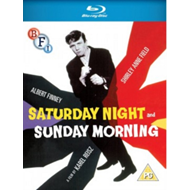 Produktbilde for Saturday Night And Sunday Morning (UK-import) (BLU-RAY)