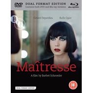 Produktbilde for Maitresse (UK-import) (Blu-ray + DVD)